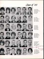 Page 10, 1963 Edition, Fred W Hosler Junior High School - Lions Tale Yearbook (Lynwood, CA) online yearbook collection