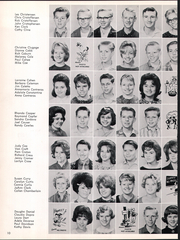 Page 12, 1963 Edition, Fred W Hosler Junior High School - Lions Tale Yearbook (Lynwood, CA) online yearbook collection