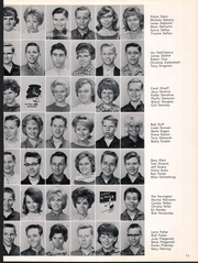 Page 13, 1963 Edition, Fred W Hosler Junior High School - Lions Tale Yearbook (Lynwood, CA) online yearbook collection