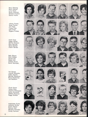 Page 14, 1963 Edition, Fred W Hosler Junior High School - Lions Tale Yearbook (Lynwood, CA) online yearbook collection