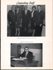 Page 7, 1963 Edition, Fred W Hosler Junior High School - Lions Tale Yearbook (Lynwood, CA) online yearbook collection