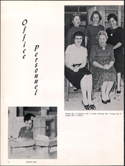 Page 8, 1963 Edition, Fred W Hosler Junior High School - Lions Tale Yearbook (Lynwood, CA) online yearbook collection