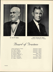 Frederick College - Driftwood Yearbook (Portsmouth, VA) online yearbook collection, 1963 Edition, Page 13