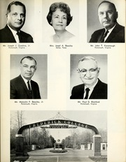 Frederick College - Driftwood Yearbook (Portsmouth, VA) online yearbook collection, 1967 Edition, Page 11