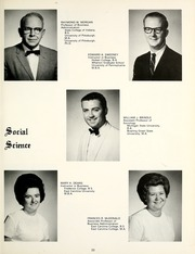 Frederick College - Driftwood Yearbook (Portsmouth, VA) online yearbook collection, 1968 Edition, Page 27