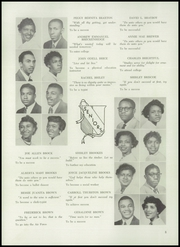 Page 12, 1955 Edition, Frederick Douglass High School - Survey Yearbook (Baltimore, MD) online yearbook collection