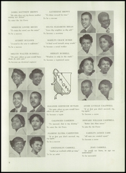 Page 13, 1955 Edition, Frederick Douglass High School - Survey Yearbook (Baltimore, MD) online yearbook collection