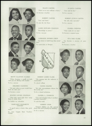 Page 14, 1955 Edition, Frederick Douglass High School - Survey Yearbook (Baltimore, MD) online yearbook collection