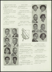 Page 15, 1955 Edition, Frederick Douglass High School - Survey Yearbook (Baltimore, MD) online yearbook collection