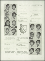 Page 16, 1955 Edition, Frederick Douglass High School - Survey Yearbook (Baltimore, MD) online yearbook collection