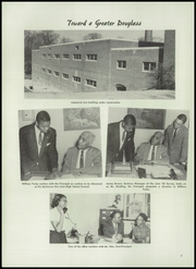 Page 8, 1955 Edition, Frederick Douglass High School - Survey Yearbook (Baltimore, MD) online yearbook collection