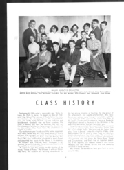 Frederick High School - Last Word Yearbook (Frederick, MD) online yearbook collection, 1956 Edition, Page 15