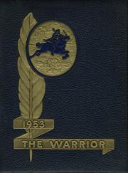 Frederick High School - Warrior Yearbook (Frederick, CO) online yearbook collection, 1953 Edition, Cover