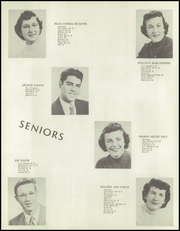 Page 14, 1953 Edition, Frederick High School - Warrior Yearbook (Frederick, CO) online yearbook collection