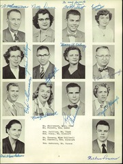 Page 11, 1953 Edition, Fredericktown High School - Mirror Yearbook (Fredericktown, OH) online yearbook collection