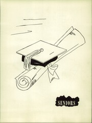 Page 13, 1953 Edition, Fredericktown High School - Mirror Yearbook (Fredericktown, OH) online yearbook collection