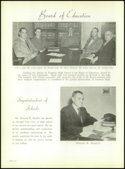 Page 10, 1952 Edition, Fredonia High School - Hilltopper Yearbook (Fredonia, NY) online yearbook collection