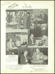 Page 11, 1952 Edition, Fredonia High School - Hilltopper Yearbook (Fredonia, NY) online yearbook collection