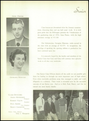 Page 16, 1952 Edition, Fredonia High School - Hilltopper Yearbook (Fredonia, NY) online yearbook collection