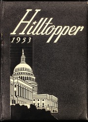 Fredonia High School - Hilltopper Yearbook (Fredonia, NY) online yearbook collection, 1953 Edition, Cover