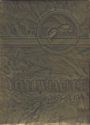 Fredonia High School - Yellowjacket Yearbook (Fredonia, KS) online yearbook collection, 1948 Edition, Cover