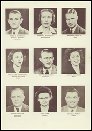 Page 13, 1948 Edition, Fredonia High School - Yellowjacket Yearbook (Fredonia, KS) online yearbook collection