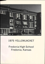 Page 7, 1975 Edition, Fredonia High School - Yellowjacket Yearbook (Fredonia, KS) online yearbook collection