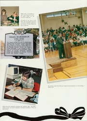 Page 15, 1988 Edition, Freed Hardeman University - Treasure Chest Yearbook (Henderson, TN) online yearbook collection