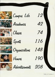 Page 7, 1988 Edition, Freed Hardeman University - Treasure Chest Yearbook (Henderson, TN) online yearbook collection