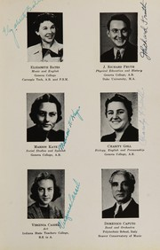 Page 17, 1944 Edition, Freedom Area High School - Shawnee Yearbook (Freedom, PA) online yearbook collection