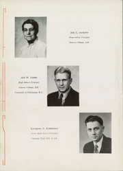 Page 14, 1945 Edition, Freedom Area High School - Shawnee Yearbook (Freedom, PA) online yearbook collection