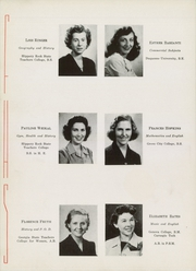 Page 16, 1945 Edition, Freedom Area High School - Shawnee Yearbook (Freedom, PA) online yearbook collection