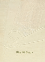Freedom High School - Eagle Yearbook (Freedom, OK) online yearbook collection, 1952 Edition, Cover