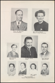 Page 11, 1952 Edition, Freedom High School - Eagle Yearbook (Freedom, OK) online yearbook collection