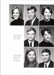 Page 16, 1970 Edition, Freeman High School - Flyette Yearbook (Freeman, SD) online yearbook collection