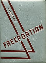 Freeport Area High School - Freeportian Yearbook (Freeport, PA) online yearbook collection, 1953 Edition, Cover