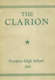 Freeport High School - Clarion Yearbook (Freeport, ME) online yearbook collection, 1946 Edition, Cover