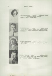 Page 10, 1946 Edition, Freeport High School - Clarion Yearbook (Freeport, ME) online yearbook collection