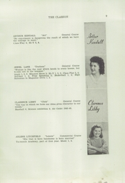Page 11, 1946 Edition, Freeport High School - Clarion Yearbook (Freeport, ME) online yearbook collection