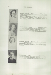 Page 12, 1946 Edition, Freeport High School - Clarion Yearbook (Freeport, ME) online yearbook collection