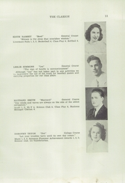 Page 13, 1946 Edition, Freeport High School - Clarion Yearbook (Freeport, ME) online yearbook collection