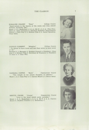 Page 9, 1946 Edition, Freeport High School - Clarion Yearbook (Freeport, ME) online yearbook collection