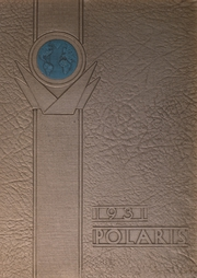 Freeport High School - Polaris Yearbook (Freeport, IL) online yearbook collection, 1931 Edition, Cover
