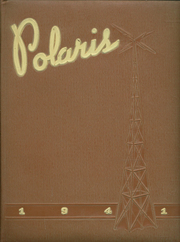 Freeport High School - Polaris Yearbook (Freeport, IL) online yearbook collection, 1941 Edition, Cover