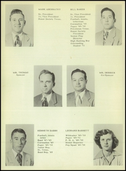 Freer High School - Wildcatter Yearbook (Freer, TX) online yearbook collection, 1951 Edition, Page 14