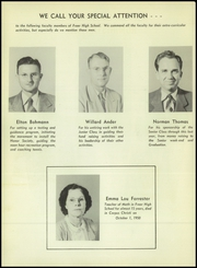 Freer High School - Wildcatter Yearbook (Freer, TX) online yearbook collection, 1951 Edition, Page 8
