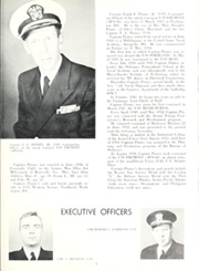 Page 7, 1957 Edition, Fremont (APA 44) - Naval Cruise Book online yearbook collection