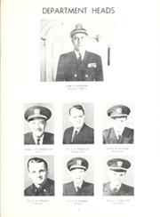 Page 9, 1957 Edition, Fremont (APA 44) - Naval Cruise Book online yearbook collection