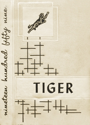 Fremont County High School - Tiger Yearbook (Lander, WY) online yearbook collection, 1952 Edition, Cover