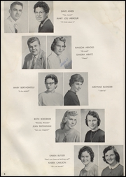 Page 12, 1952 Edition, Fremont County High School - Tiger Yearbook (Lander, WY) online yearbook collection